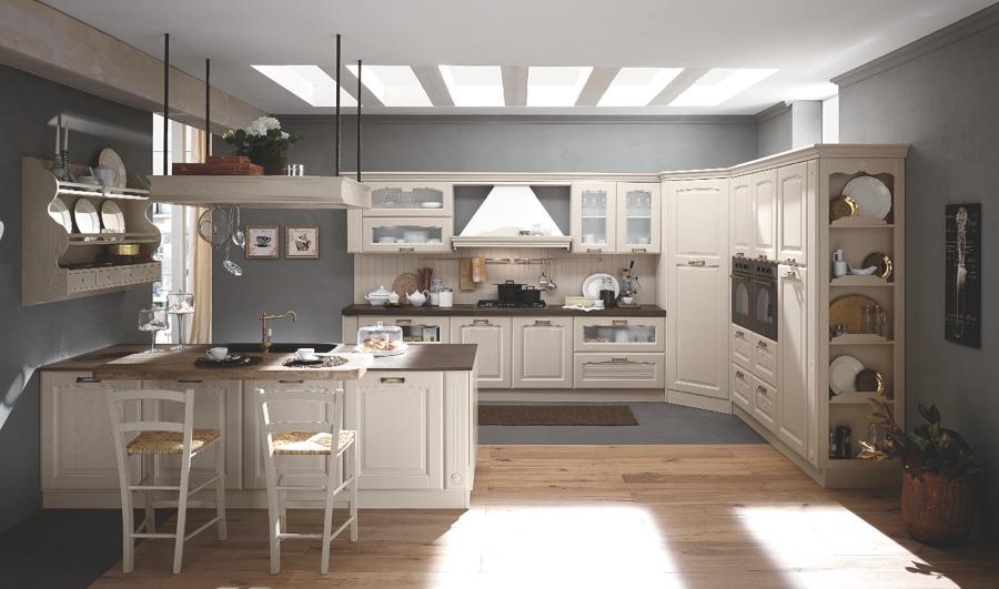 Foto cucina abitabile de marilisa dones 360420 habitissimo for Casa classica pesaro
