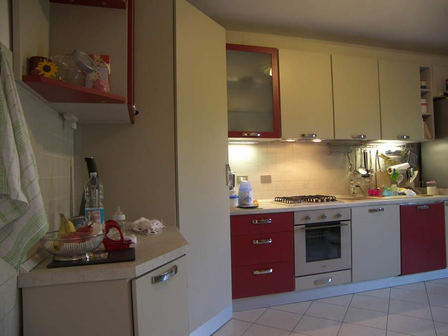 Progetto cucina angolare su misura a buccinasco mi - Progetto cucina angolare ...