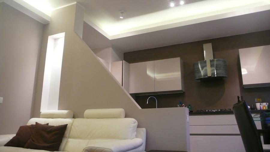 Foto: Cucina Aperta sul Living, Soluzioni di Separazione. di Nicarch ...
