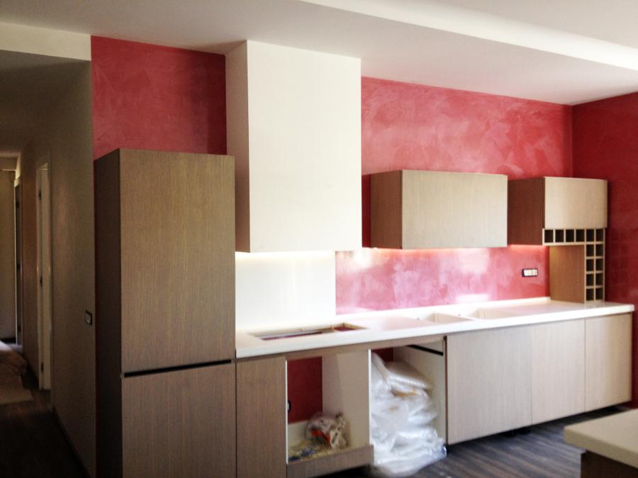 Cucina appartamento roma