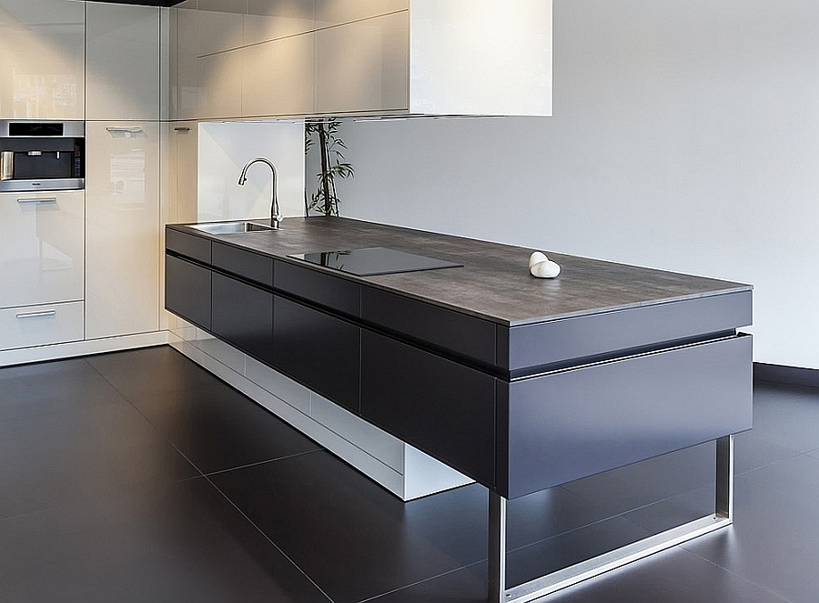 Foto: Cucina Bianca e Nera di Rossella Cristofaro #362225 ...
