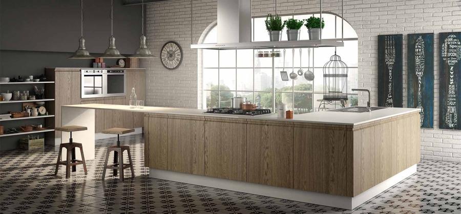 Foto: Cucina Canova Berloni di Nova Mobiltre Srl #336263 ...