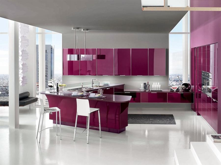 Foto: Cucina con Ante di Vetro di Marilisa Dones #356031 - Habitissimo