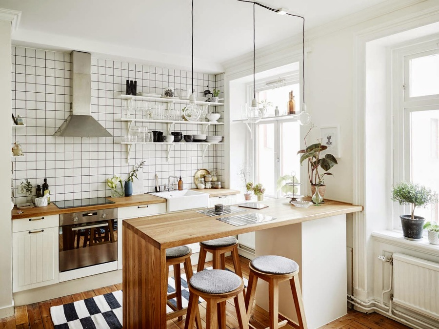 Consigli Dell\'interior Designer Per Dare un Twist alla Cucina ...