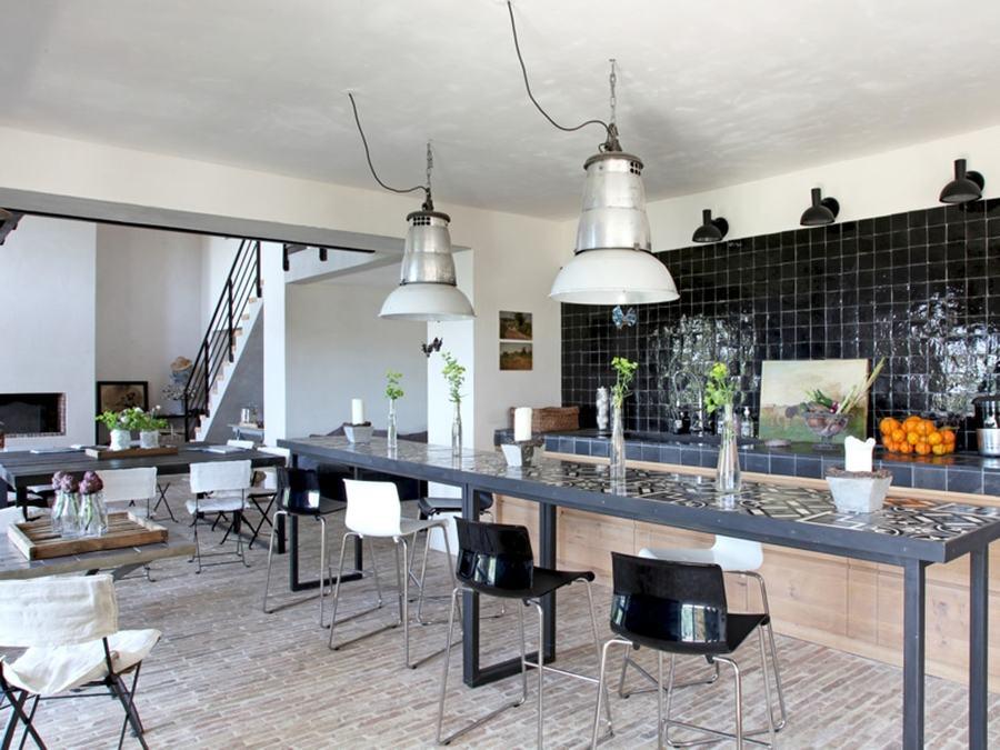 Foto: Cucina con Bancone Bar di Rossella Cristofaro #488668 ...