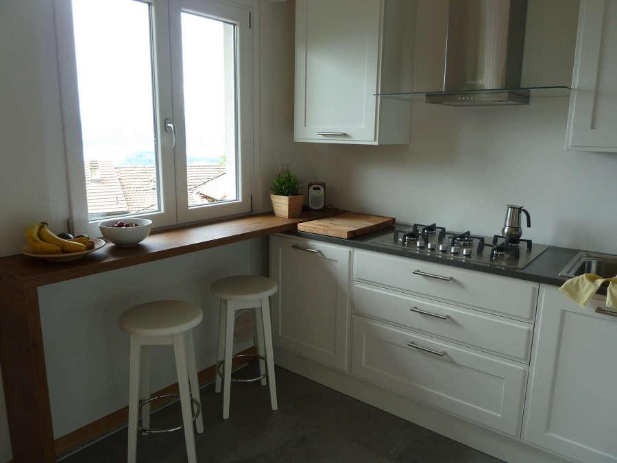 Foto cucina con caldaia a condensazione nascosta di g s r l 424324 habitissimo - Cucina nascosta ...