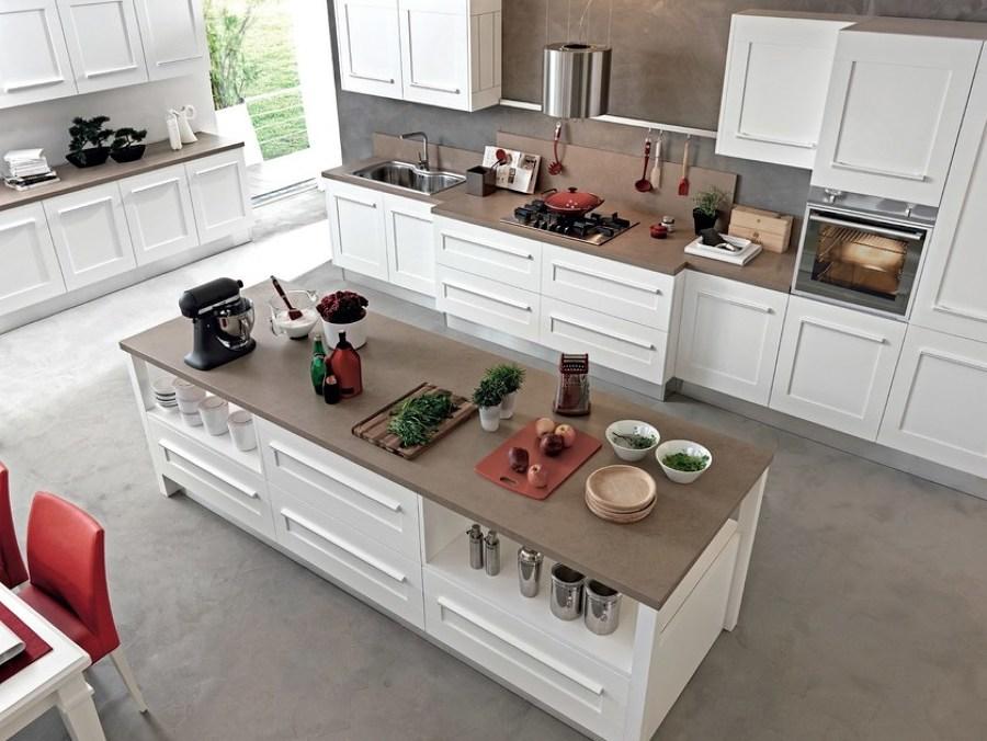 Foto: Cucina con Isola 5 di Claudia Loiacono #631355 - Habitissimo