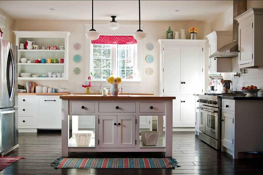 Cetrin.com | Cucina In Stile Moderno Con Isola Centrale Interior ...