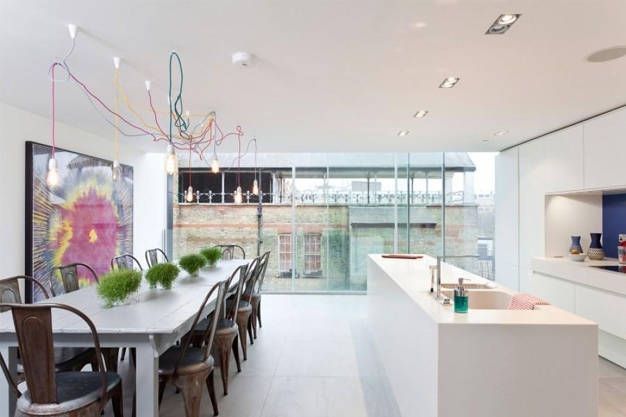 Foto: Cucina con Vista di Francesco Esposito #351239 - Habitissimo