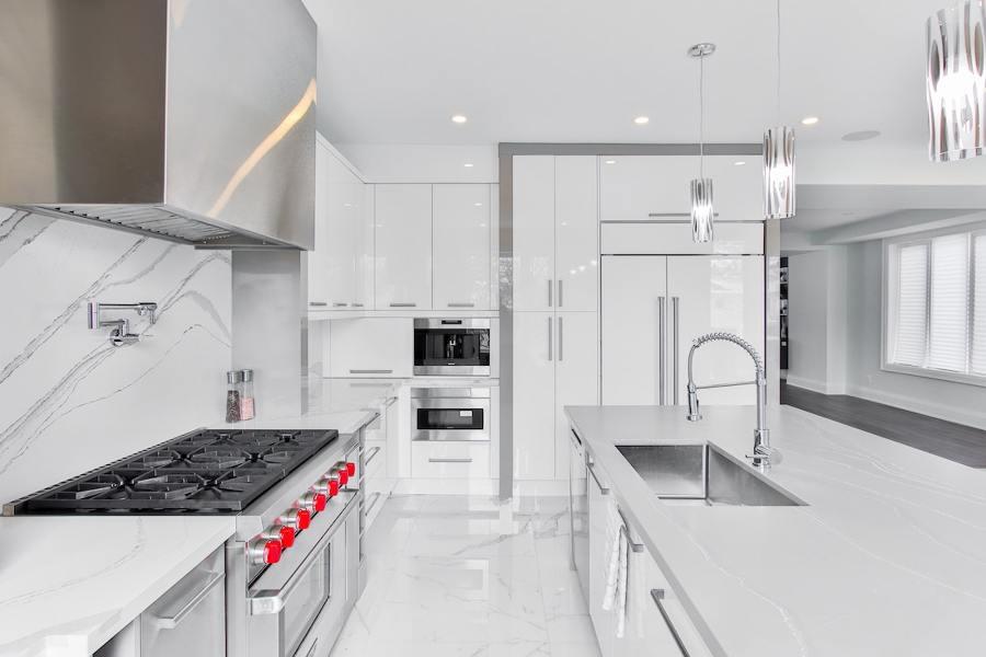cucina hi-tech