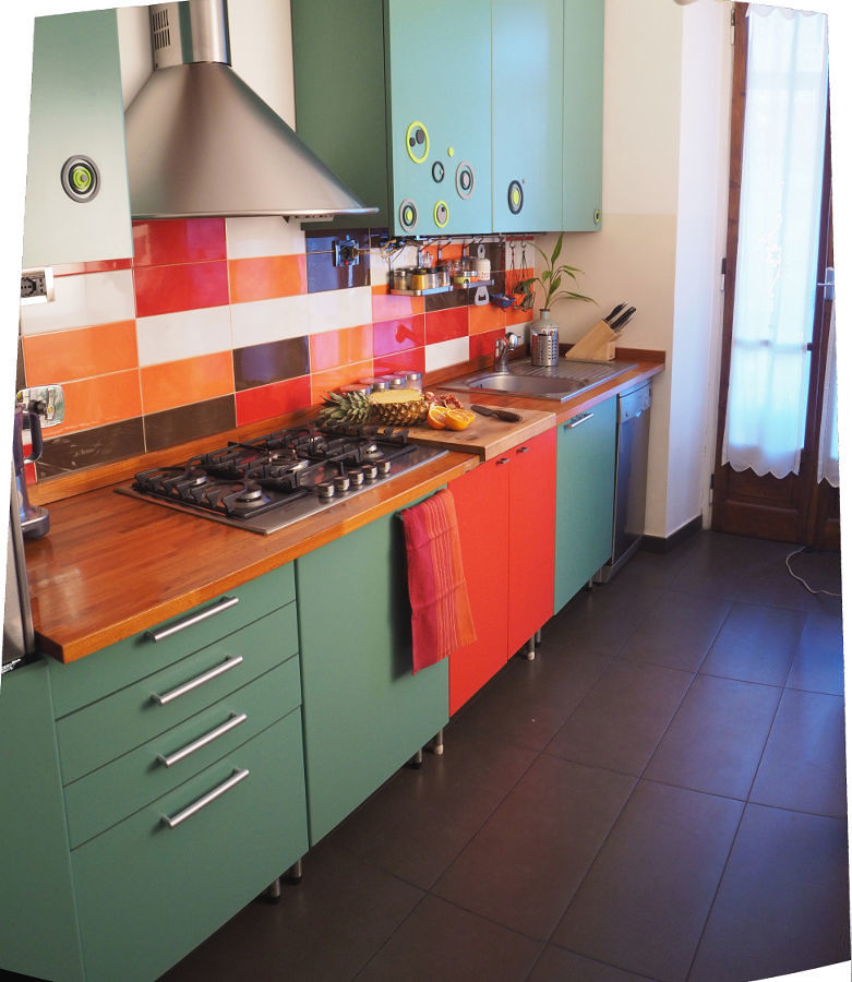 Cucina, il mobile cucina
