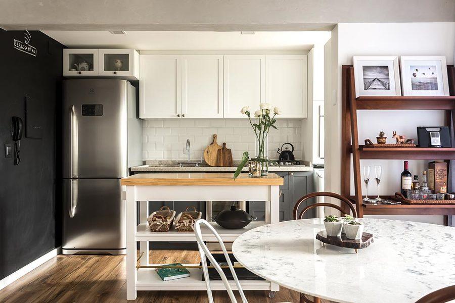 Foto cucina in bianco e nero di rossella cristofaro - La cucina di rossella ...