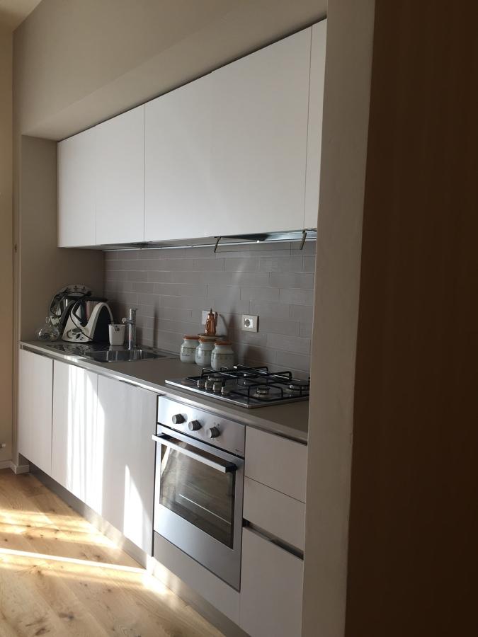 Foto cucina in nicchia di amil architettura 641011 for Progetto cucina online gratis