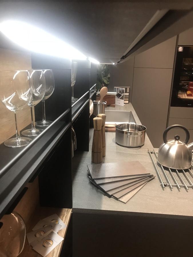 Cucina in show-room