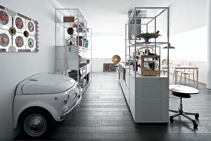 cucina industrial