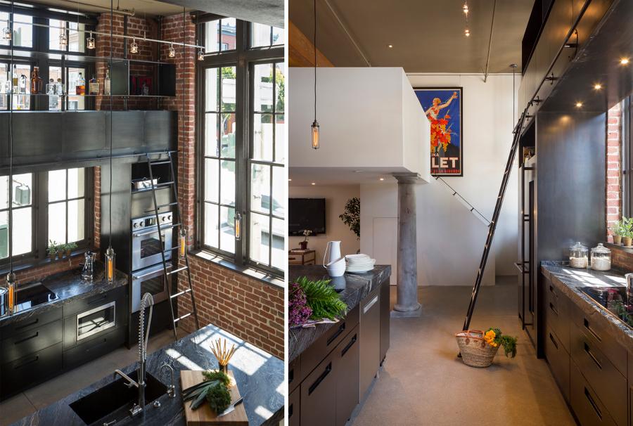 foto: cucina loft di rossella cristofaro #362127 - habitissimo - Cucine Loft