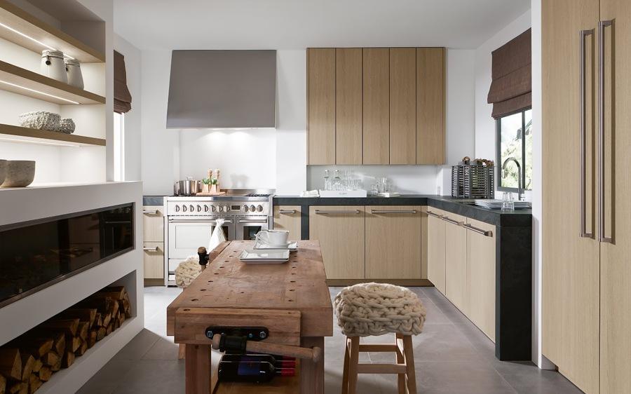 Stunning Cucine Rustico Moderno Images Ideas Design - Cucine In ...