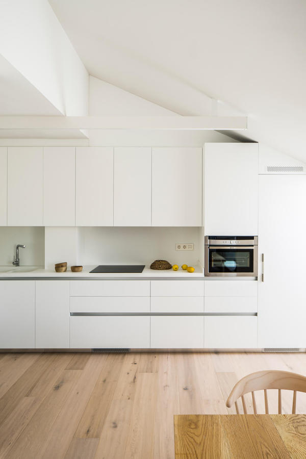 Beautiful Cucine Total White Ideas - acrylicgiftware.us ...