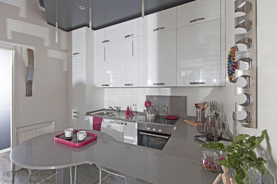 Cucina moderna arredamenti su misura