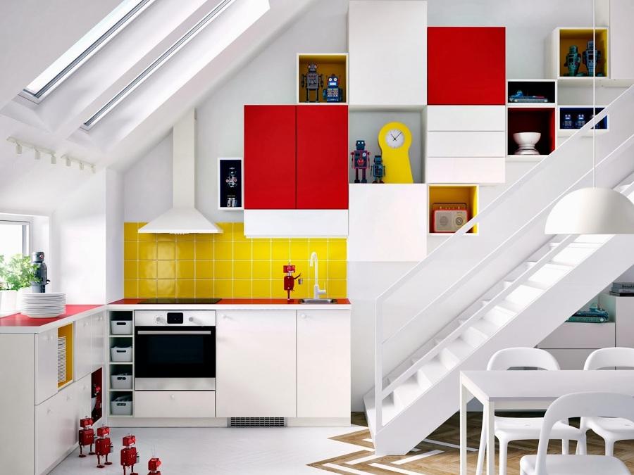 Emejing Cucina Nel Sottoscala Ideas - Orna.info - orna.info
