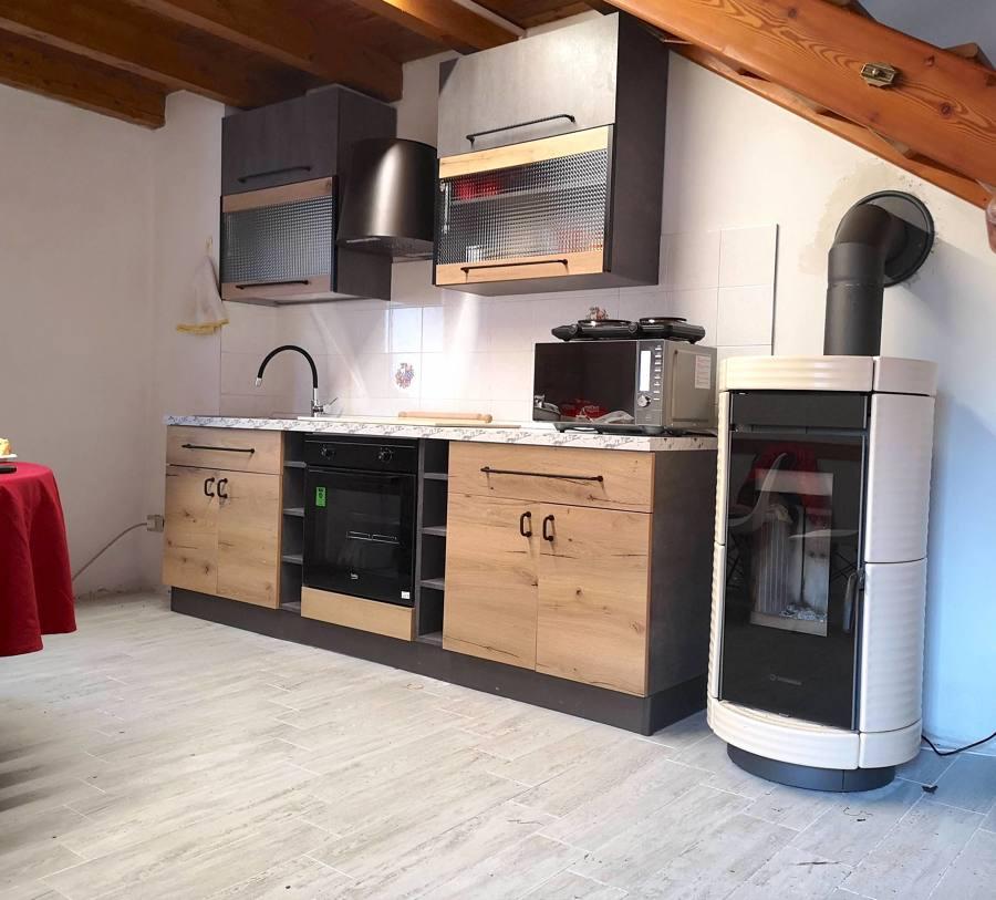 cucina progetto