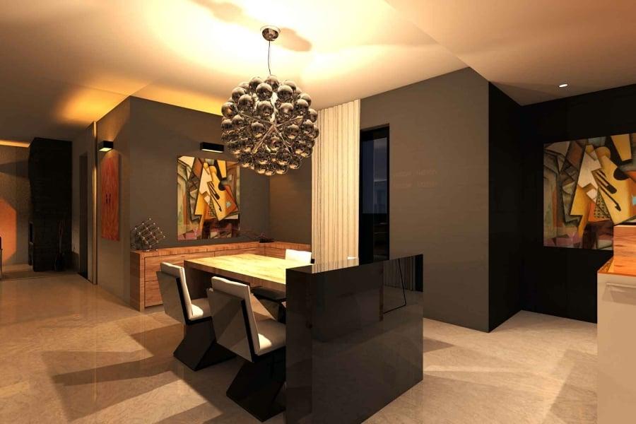 Foto cucina progetto interni design studioayd di for Progetti case interni