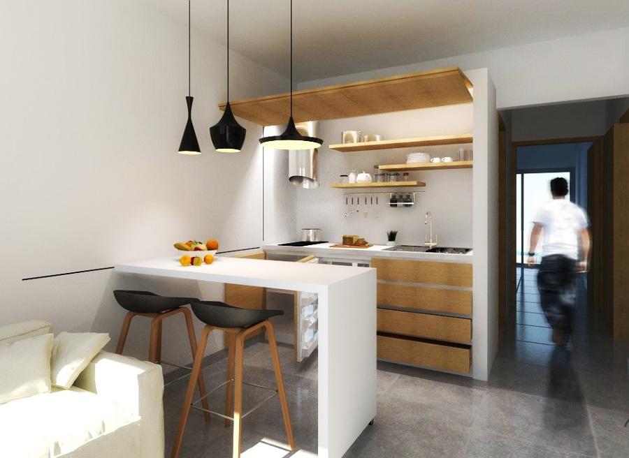 cucina scomparsa