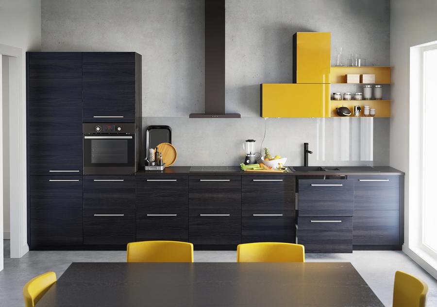 Foto: cucina scura di antonino #312165   habitissimo