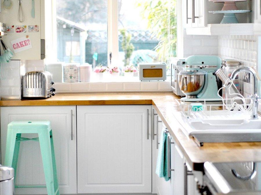 Foto: Cucina Shabby Chic di Marilisa Dones #355904 - Habitissimo