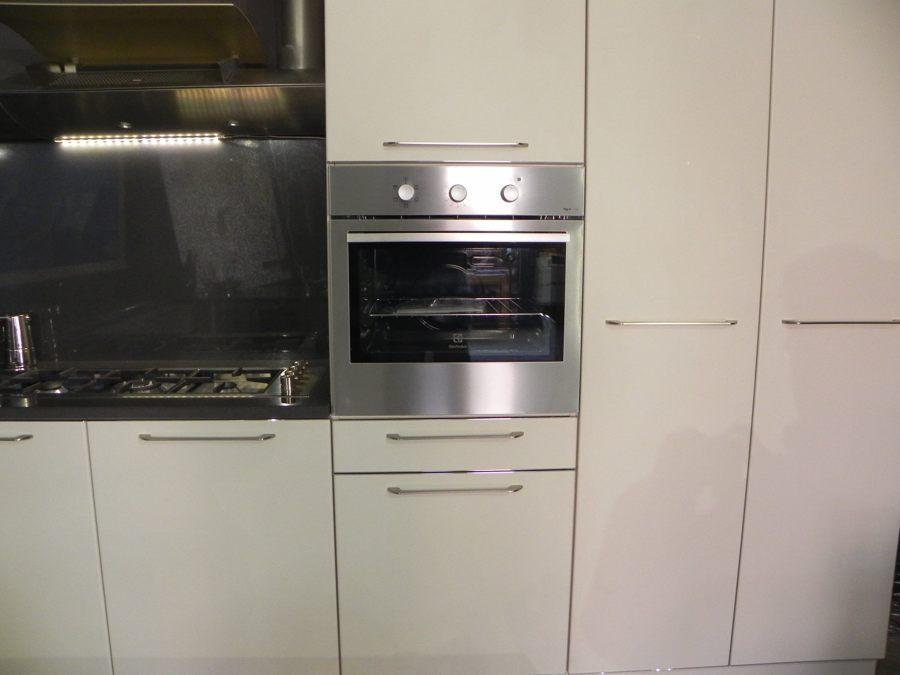 Cucina Chiara - particolare del piano cottura
