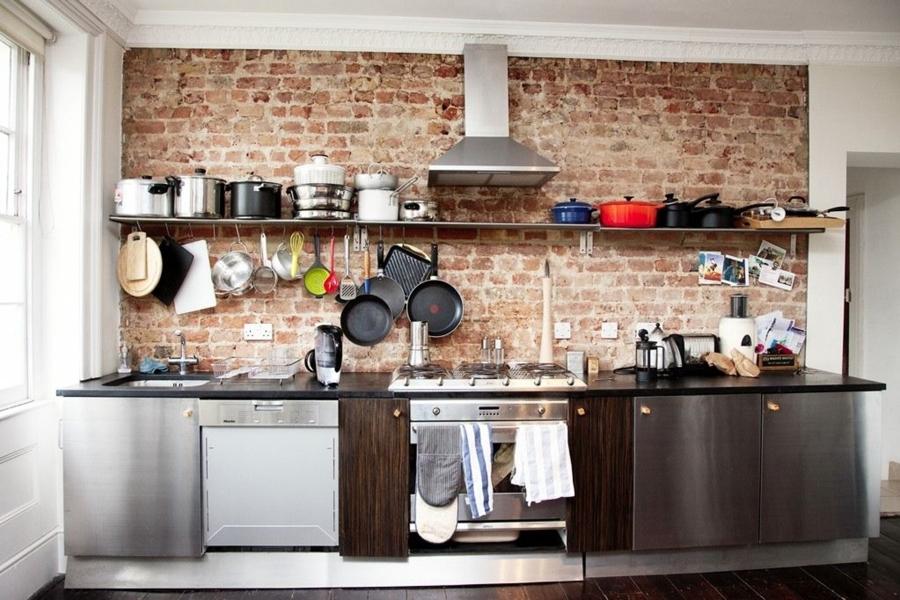 abbastanza Foto: Cucina Stile Industriale di Marilisa Dones #359635 - Habitissimo UX14