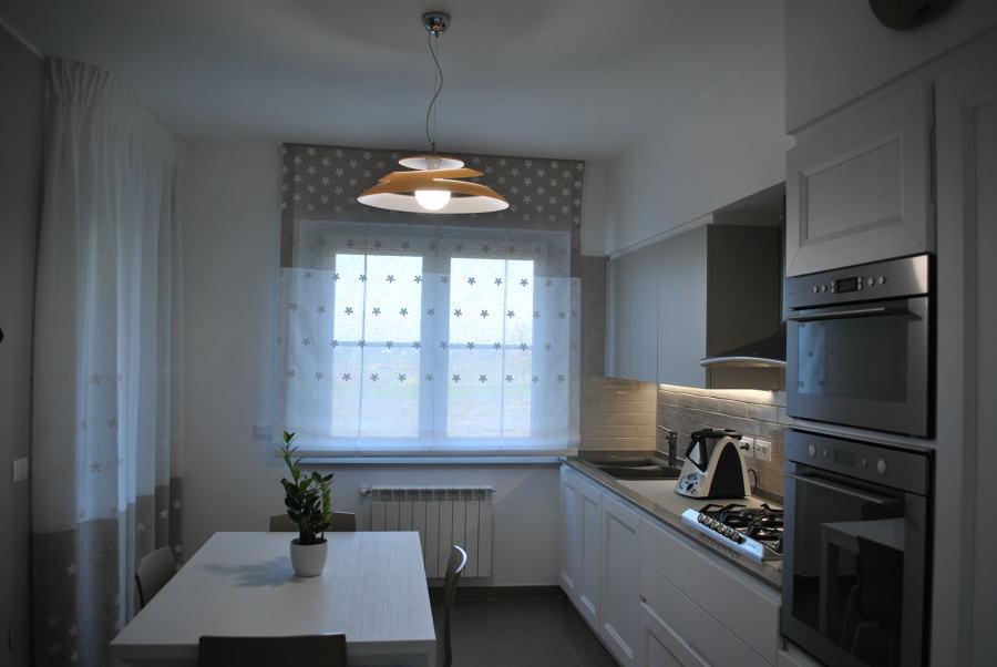 Cucina, vista d'insieme