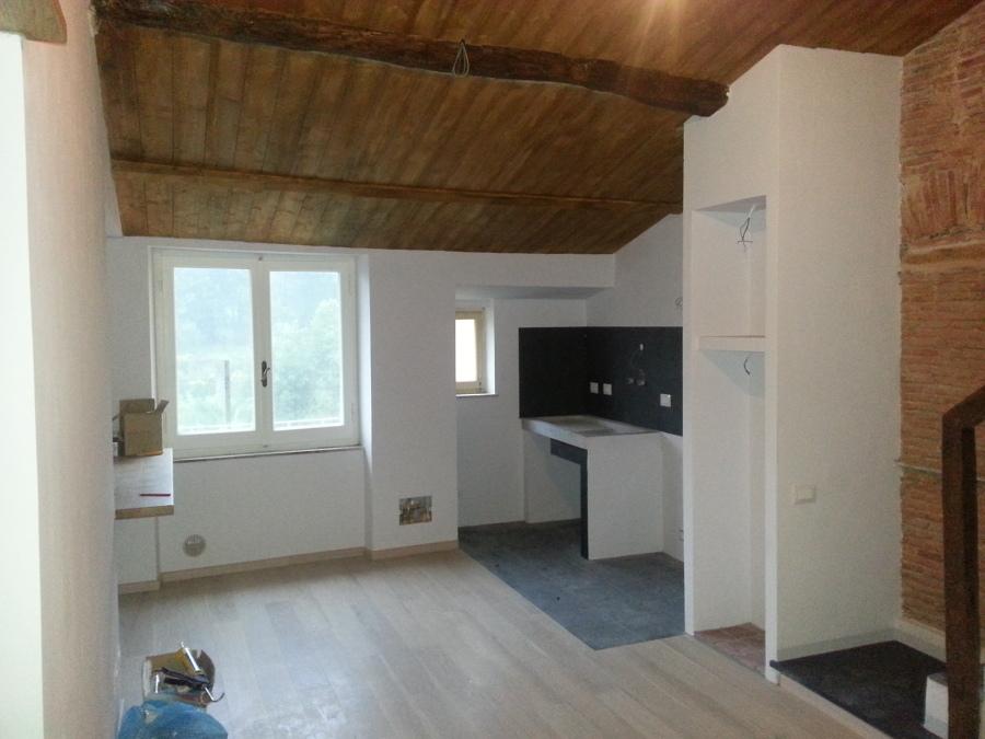 Progetto ristrutturazione appartamento a chiavari ge for Idee ristrutturazione appartamento