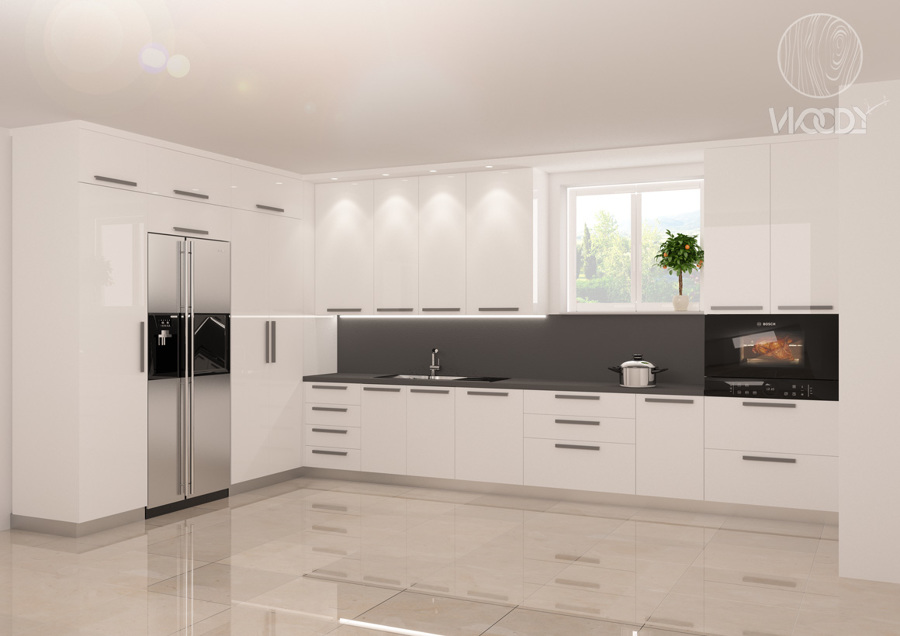 Foto Cucine Moderne Su Misura Di Woodydesign 645298 Habitissimo