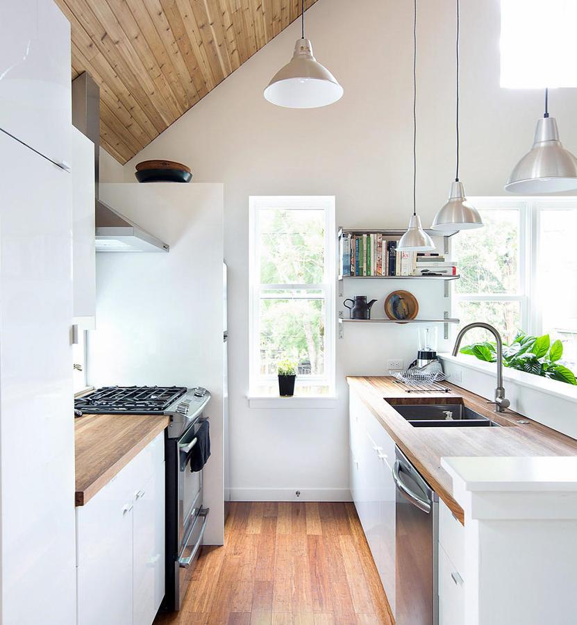 cucina piccola come sopravvivere idee ristrutturazione
