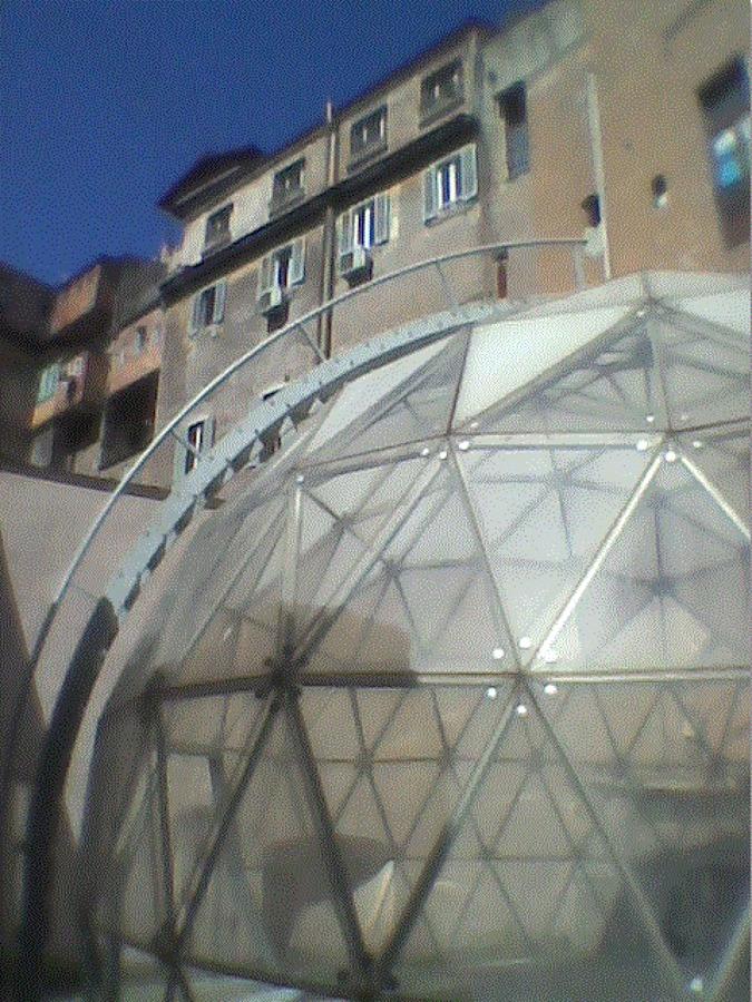 Cupola geodedica