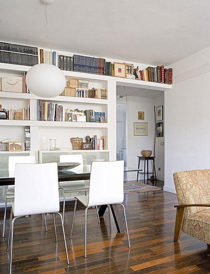 Come integrare i mobili di grandi dimensioni in casa for Grandi progetti di mobili standard