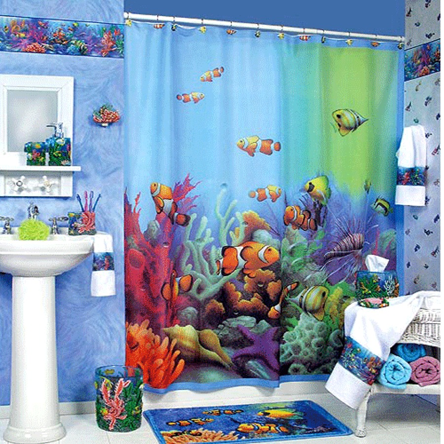 decorar-baño-con-peces4