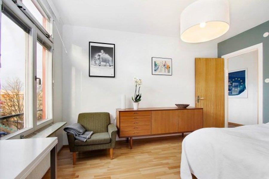 Arredamento d 39 interni in stile vintage ispirato agli anni - Decorar piso estilo vintage ...