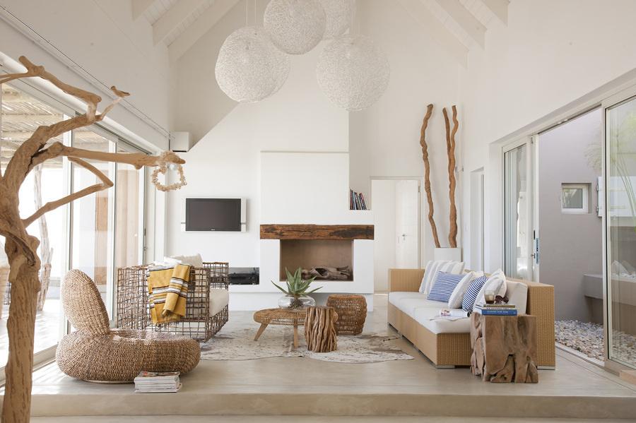 Opta per una decorazione naturale i rami negli interni - Rami decorativi legno ...