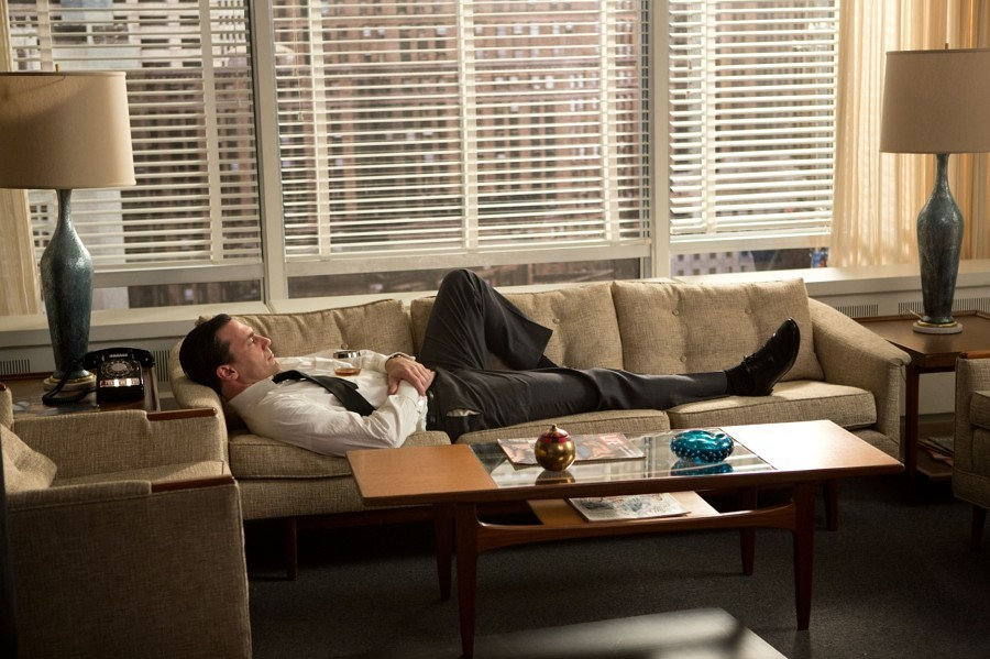 decorazione mad men