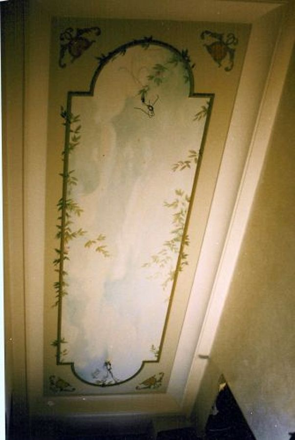 Foto: Decorazione Pittorica Soffitto De Ruffini Decorazioni #84147 - Habitissimo