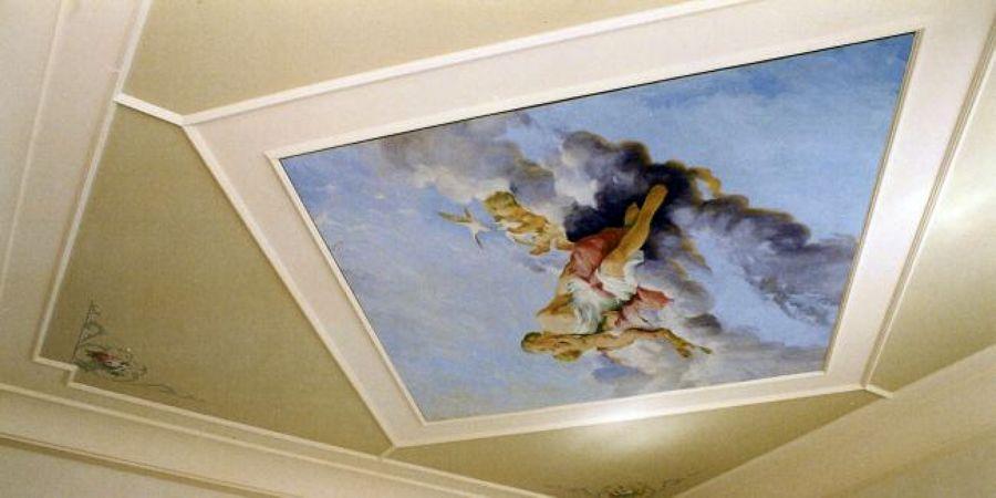 Foto: Decorazione Pittorica Soffitto di Ruffini Decorazioni #84156 - Habitissimo