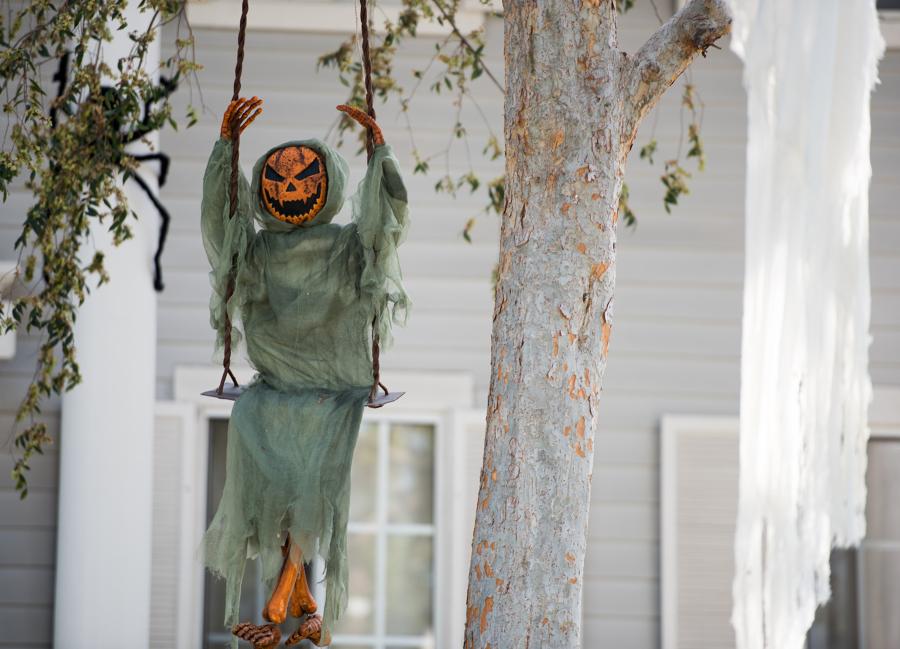 decori halloween