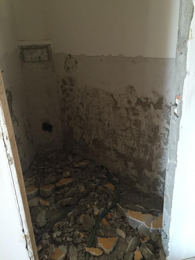 Foto: Demolizione Bagno Piccolo di Impresa Edile Rama #461789 ...