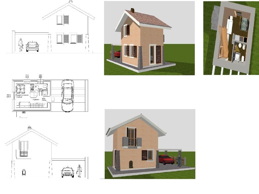 Progetto di demolizione e ricostruzione edificio for Piano di costruzione dell edificio