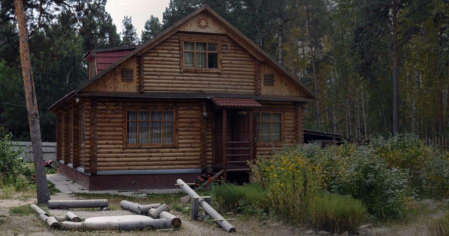 Consigli per la manutenzione di una casa in legno idee for Tipi di prestiti per la costruzione di una casa