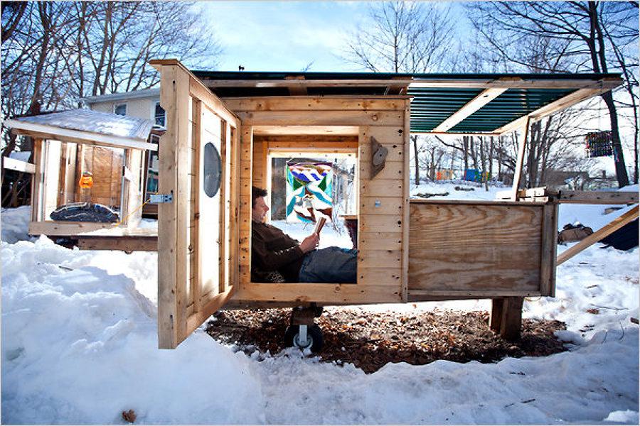 Case Piccole Con Giardino : Le dieci case pi piccole del mondo