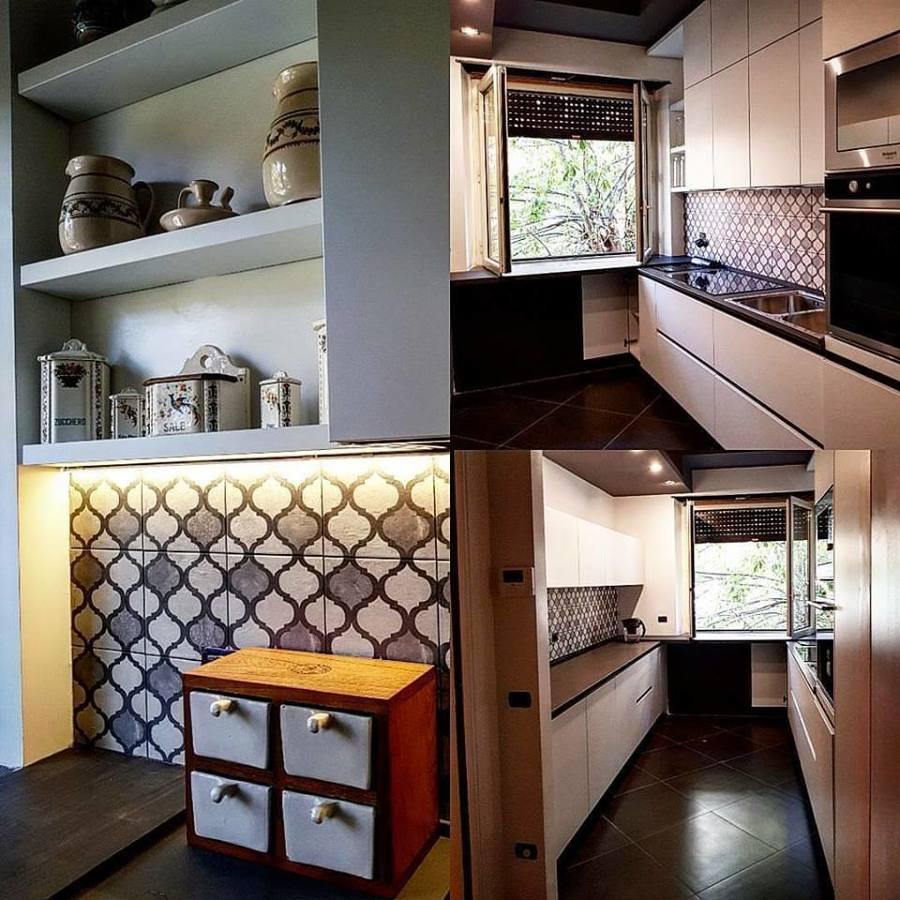 Ristrutturazione appartamento privato roma parioli 2017 for Idee ristrutturazione appartamento