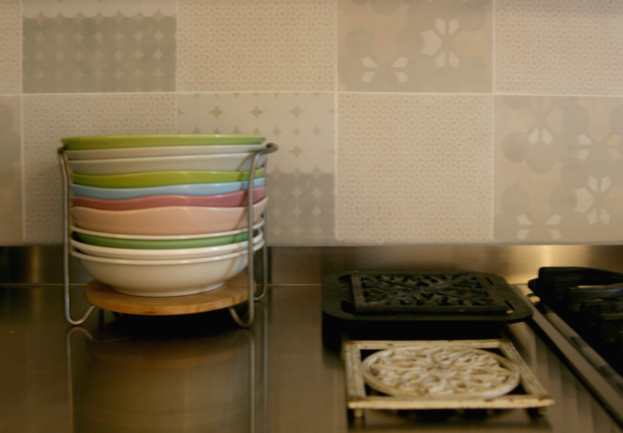 Dettagli della cucina